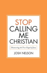 Cover Stop Calling Me Christian