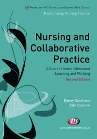 Cover Nursing and Collaborative Practice