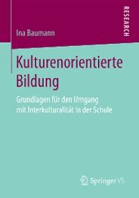 Cover Kulturenorientierte Bildung