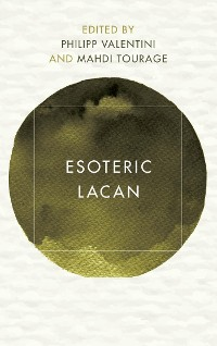 Cover Esoteric Lacan