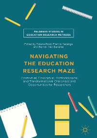 Cover Navigating the Education Research Maze