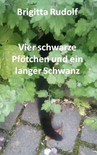 Cover Vier schwarze Pfötchen und ein langer Schwanz