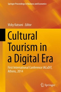 Cover Cultural Tourism in a Digital Era