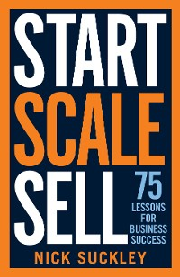Cover Start. Scale. Sell.