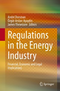 Cover Regulations in the Energy Industry