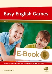 Cover Easy English Games