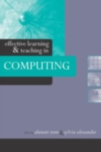 Cover Effective Learning and Teaching in Computing