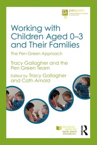 Cover Working with Children Aged 0-3 and Their Families