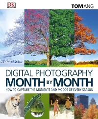 Cover Digital Photography Month by Month