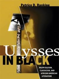 Cover Ulysses in Black