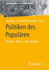 Cover Politiken des Populären