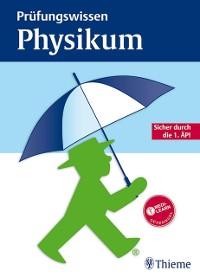 Cover Prüfungswissen Physikum