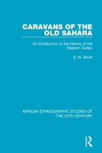 Cover Caravans of the Old Sahara