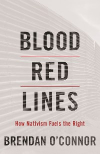Cover Blood Red Lines