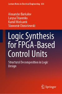 Cover Logic Synthesis for FPGA-Based Control Units