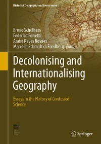 Cover Decolonising and Internationalising Geography