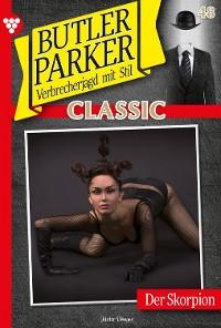 Cover Butler Parker Classic 48 – Kriminalroman