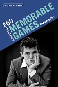 Cover Magnus Carlsen: 60 Memorable Games