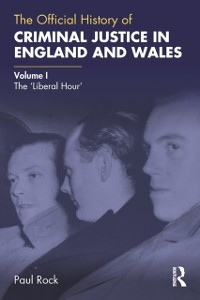 Cover Official History of Criminal Justice in England and Wales