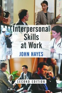 Cover Interpersonal Skills at Work