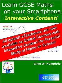 Cover Learn GCSE Maths on your Smartphone