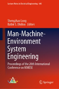 Cover Man-Machine-Environment System Engineering