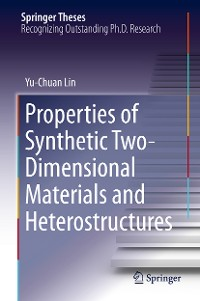 Cover Properties of Synthetic Two-Dimensional Materials and Heterostructures