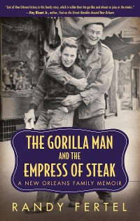 Cover The Gorilla Man and the Empress of Steak