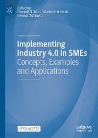 Cover Implementing Industry 4.0 in SMEs