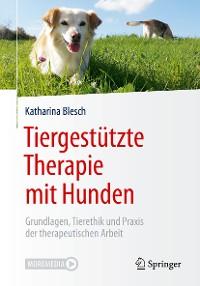Cover Tiergestützte Therapie mit Hunden