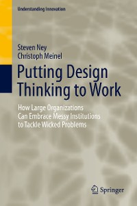 Cover Putting Design Thinking to Work