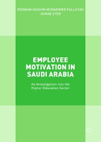 Cover Employee Motivation in Saudi Arabia
