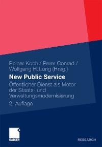 Cover New Public Service