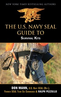 Cover U.S. Navy SEAL Guide to Survival Kits