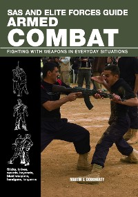 Cover SAS and Elite Forces Guide Armed Combat