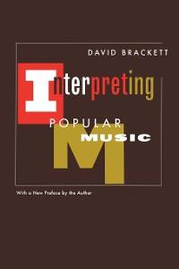 Cover Interpreting Popular Music