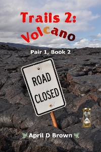 Cover Trails 2: Volcano