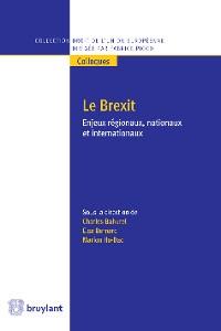 Cover Le Brexit