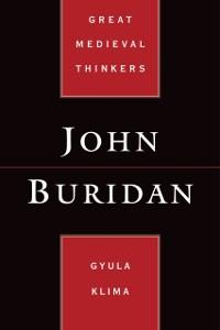 Cover John Buridan