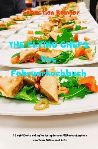 Cover THE FLYING CHEFS Das Februarkochbuch