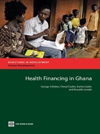Cover Health Financing in Ghana