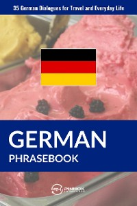 Cover German Phrasebook