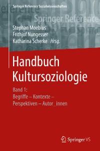 Cover Handbuch Kultursoziologie