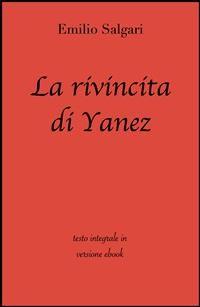 Cover La rivincita di Yanez di Emilio Salgari in ebook