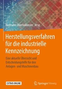 Cover Herstellungsverfahren für die industrielle Kennzeichnung