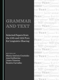 Cover Grammar and Text