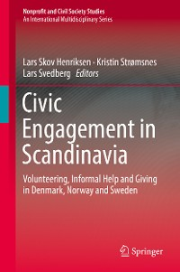 Cover Civic Engagement in Scandinavia
