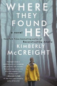 Cover Where They Found Her