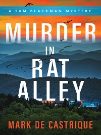 Cover Murder in Rat Alley