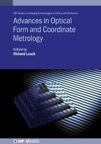Cover Advances in Optical Form and Coordinate Metrology